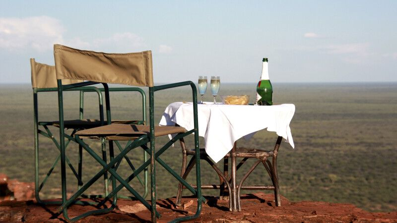 Waterberg Wilderness © Diamir