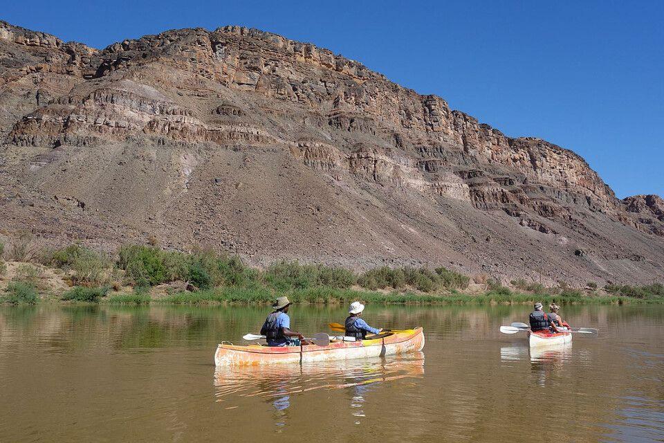 Oranje-Fluss_Kanu