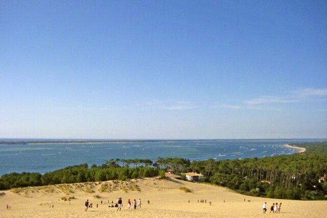 Die Dune de Pilat