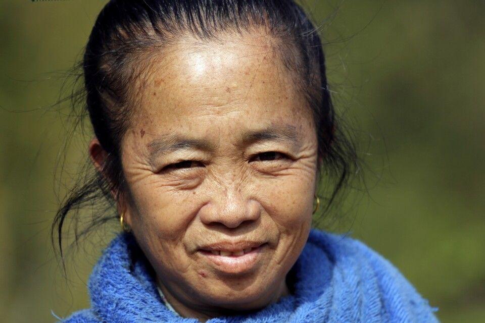 Portrait aus Nordlaos