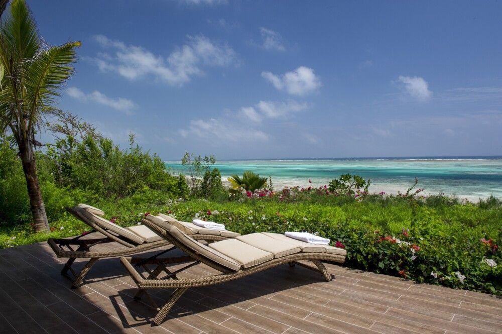 Meerblick vom Zawadi, The Zanzibar Collection