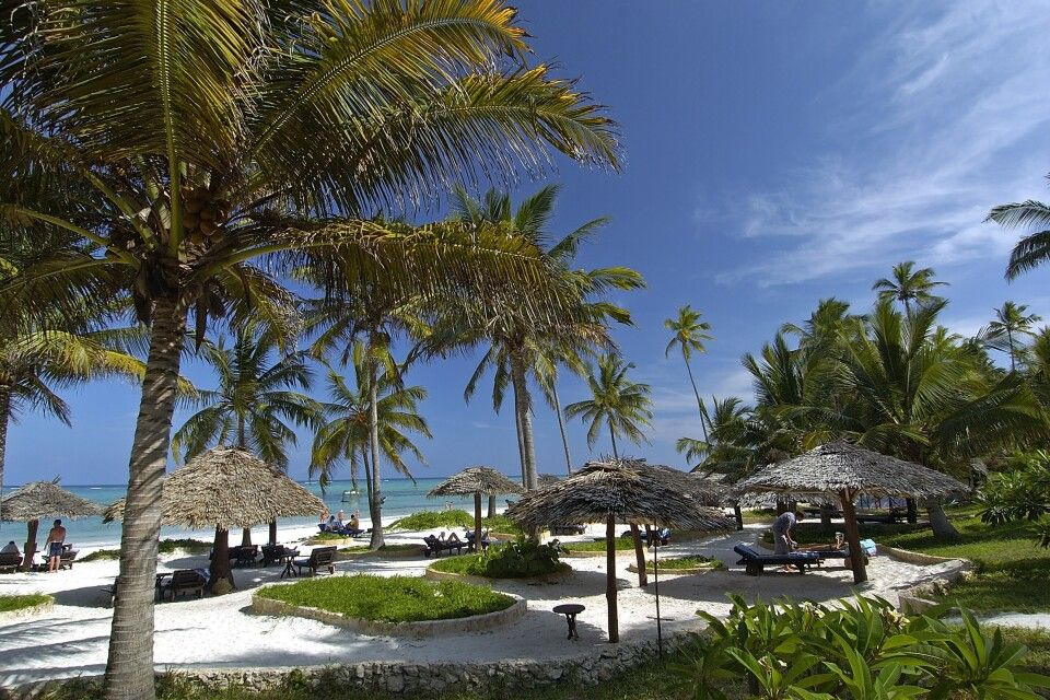 Strand des Breezes Beach Club & Spa, The Zanzibar Collection
