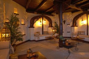 Lounge des Breezes Beach Club & Spa, The Zanzibar Collection