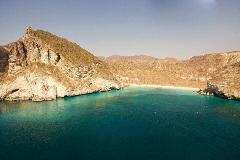 Bucht in Salalah