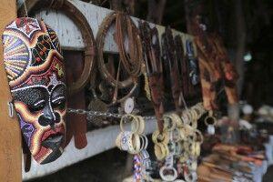 Holzschnitzer-Markt von Okahandja