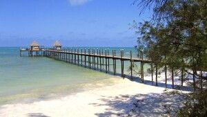 Strand des Spice Island Resort