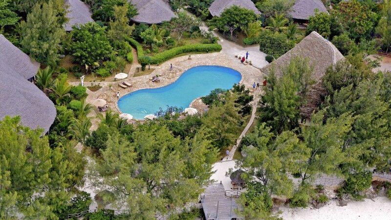 Spice Island Resort von oben © Diamir