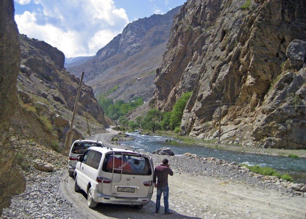 Auf dem weg ins Shingtal
