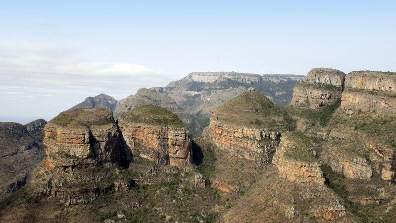 Three Rondavels Panorama-Route © Diamir