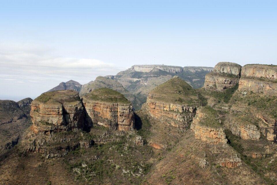 Three Rondavels Panorama-Route