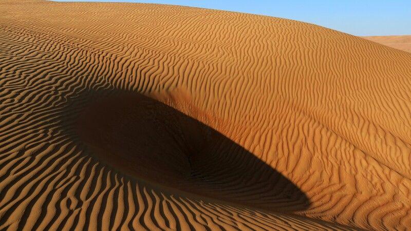 Wüstenlandschaft 3 © Diamir