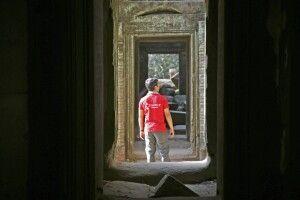 Mit DIAMIR durch die Ruinen von Angkor