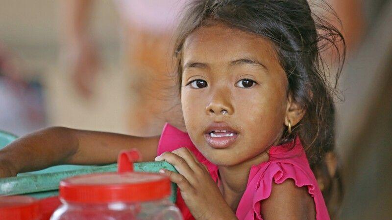 Kind in Kambodscha © Diamir