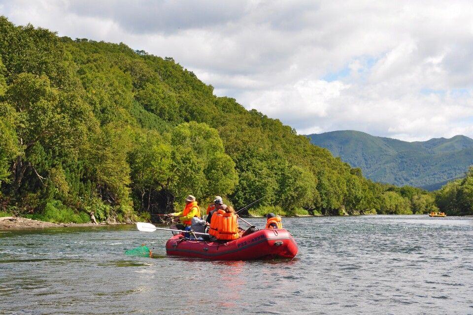 Rafting Bystraya