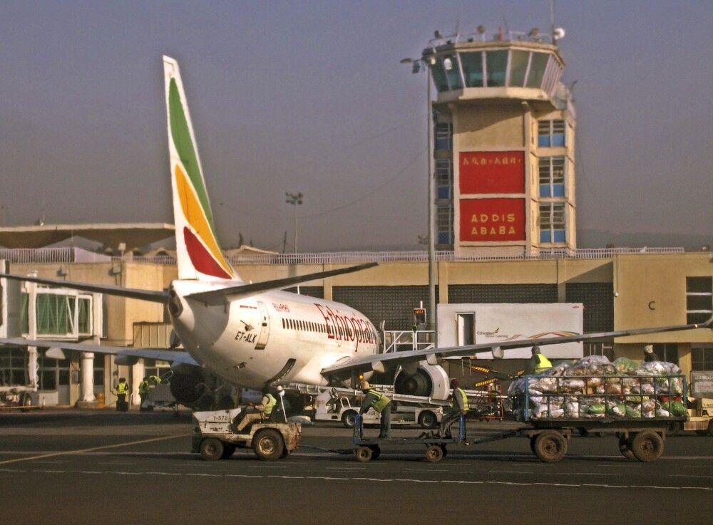 Bole-Airport, Addis Abeba