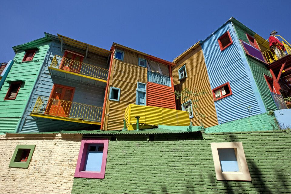 Buenos Aires, Stadtteil La Boca