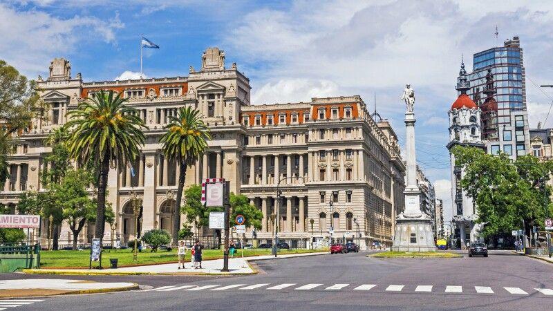 Teatro Colon in Buenos Aires © Diamir