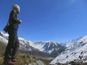 Abschied von der bezaubernden Langtang-Bergwelt