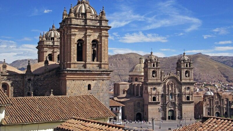 Plaza de Armas in Cusco © Diamir