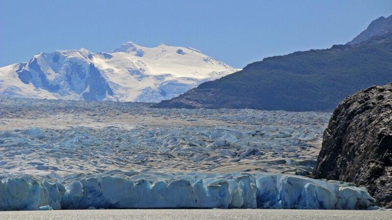 Grey-Gletscher im Nationalpark Torres del Paine © Diamir
