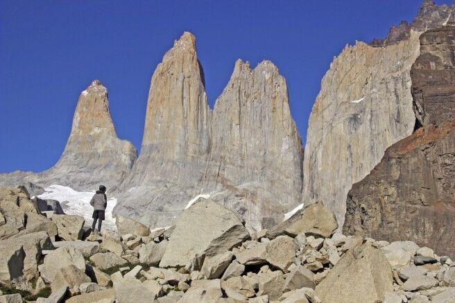 Felsspitzen Torres del Paine
