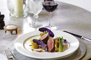 Huka-Lodge-Gourmetküche