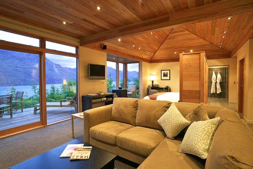 Azur Lodge Villa Lounge