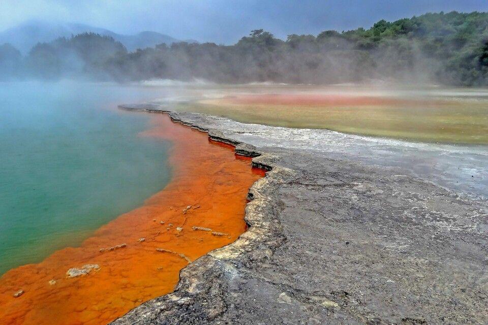 Waiotapu Thermalgebiet