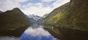 Schifffahrt Milford Sound
