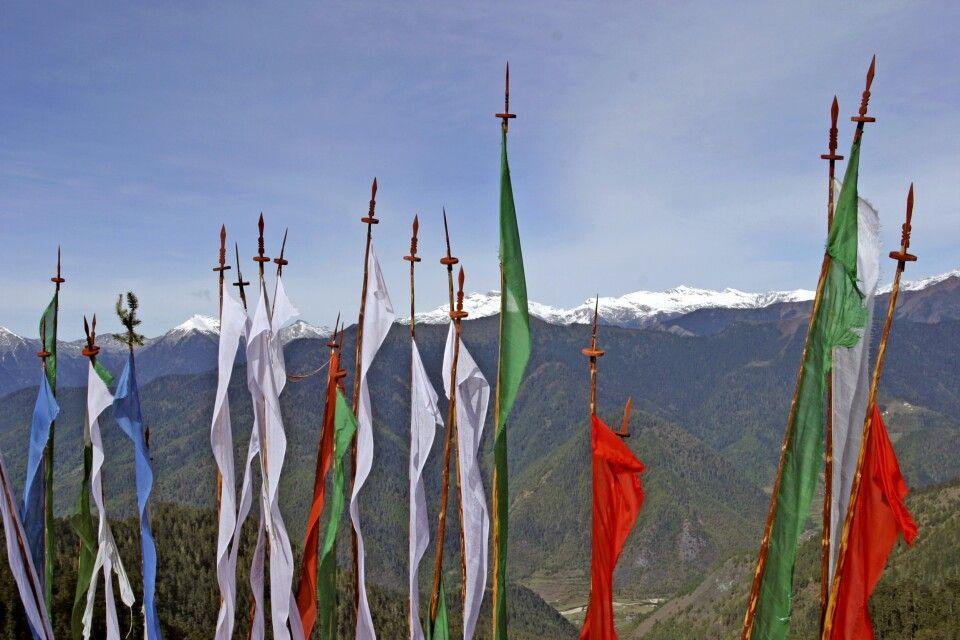 Gedenkflaggen