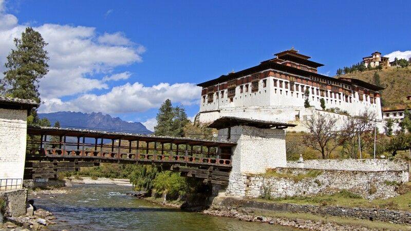 Paro Dzong © Diamir