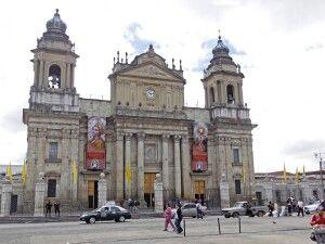Kathedrale Metropolitana in Guatemala-Stadt