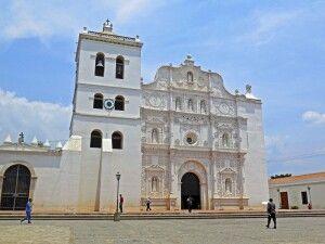 Kirche in Comayagua in Honduras