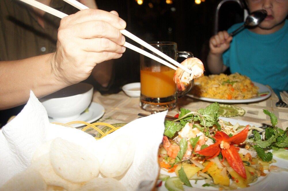 die ganze Vielfalt der vietnamesischen Küche