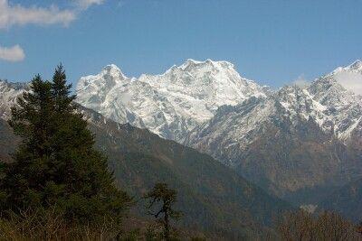 Mera Peak von Tuli Kharka