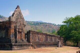 Wat Phou in Südlaos