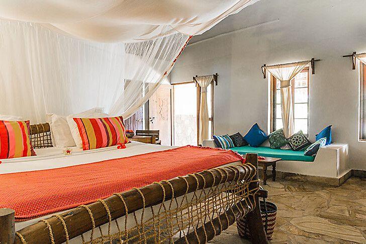 Zimmer im Manta Resort