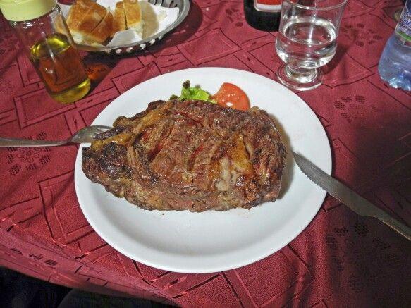 Feinstes argentinisches Rindersteak