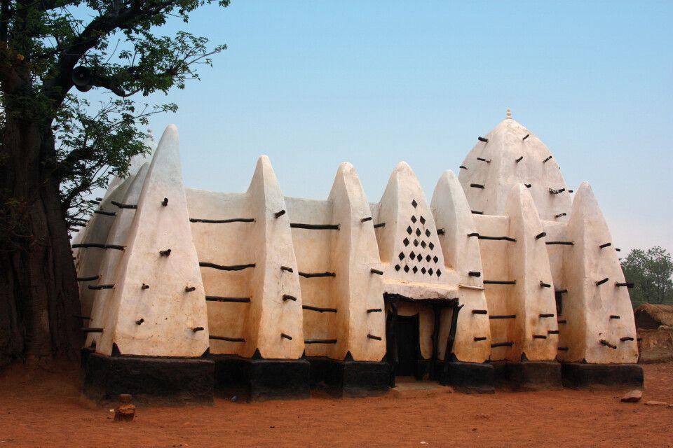 Larabanga-Moschee in Ghana