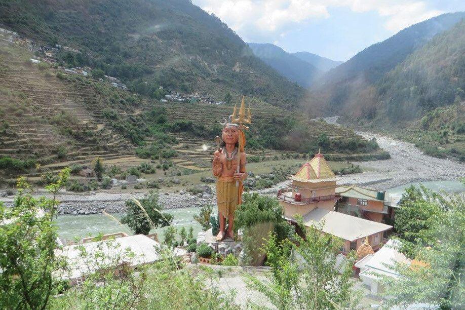 Statue von Lord Shiva