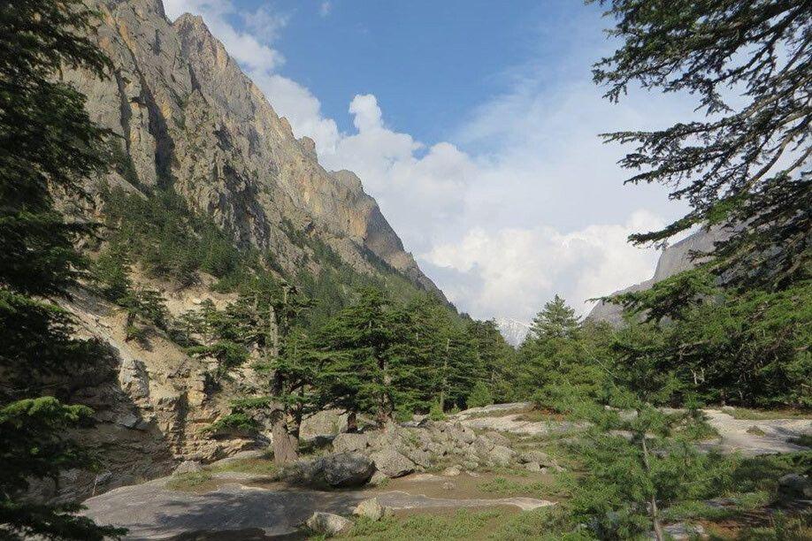 Im Tal des Bhagirathi