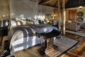 Savute Safari Lodge: Zimmer