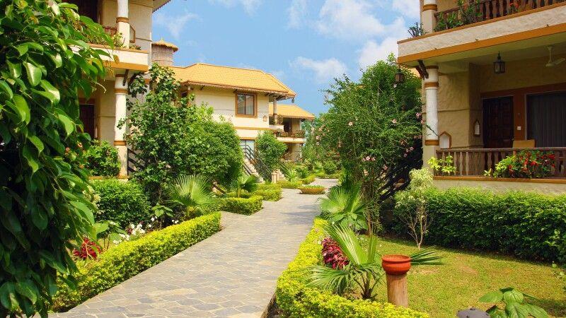 Resort im Chitwan-Nationalpark © Diamir