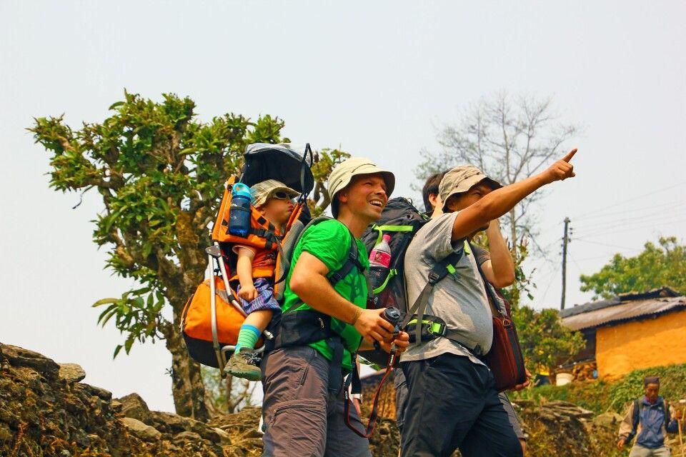 Wandern in der Annapurna-Region