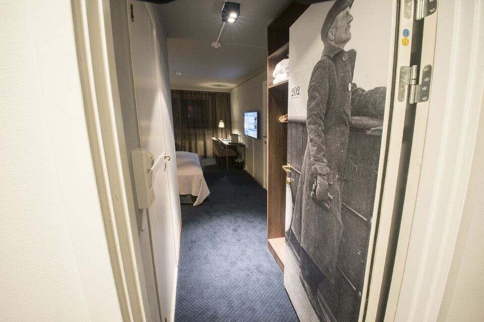 Radisson Blu Polar Hotel – Standardzimmer, renoviert 2016