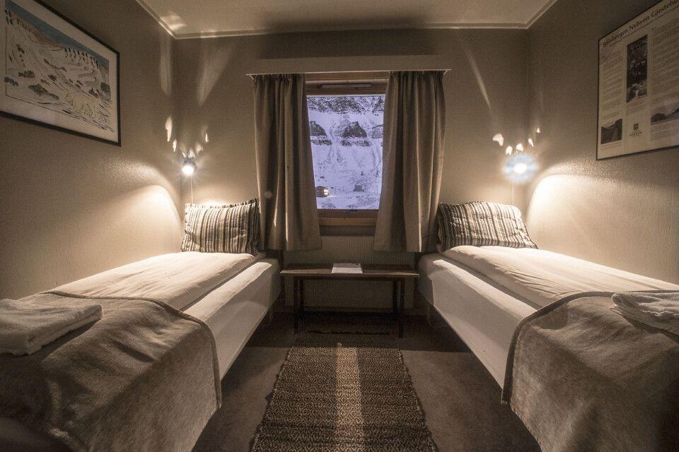 Coal Miner's Cabins – eins der 2016 renovierten Zimmer