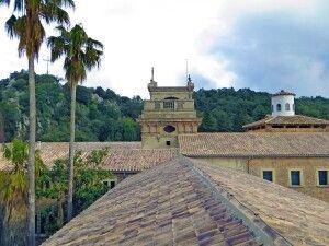 Früher Kloster heute Wanderherberge Lluc