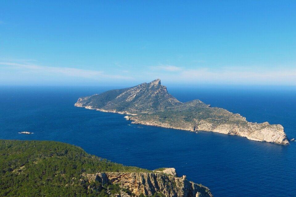 Die kleine Dracheninsel Sa Dragonera