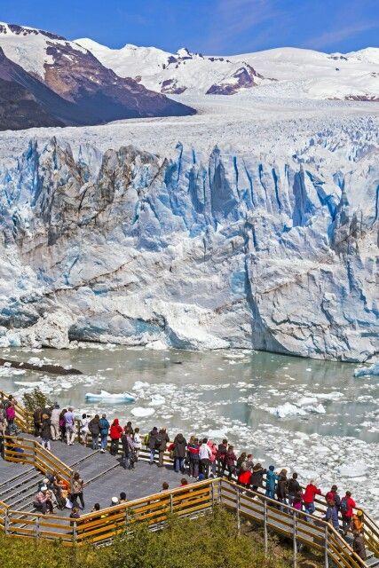 Beeindruckender Perito-Moreno-Gletscher