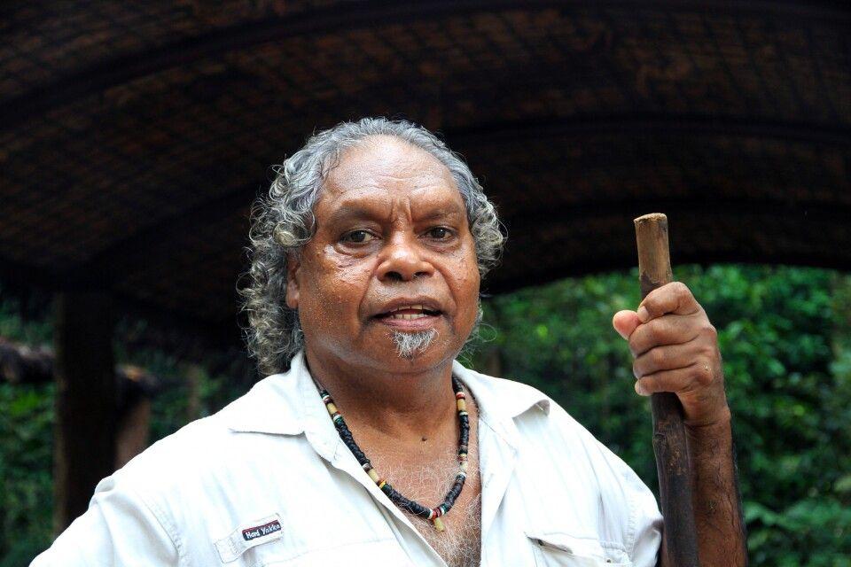 Aborigine Australiens